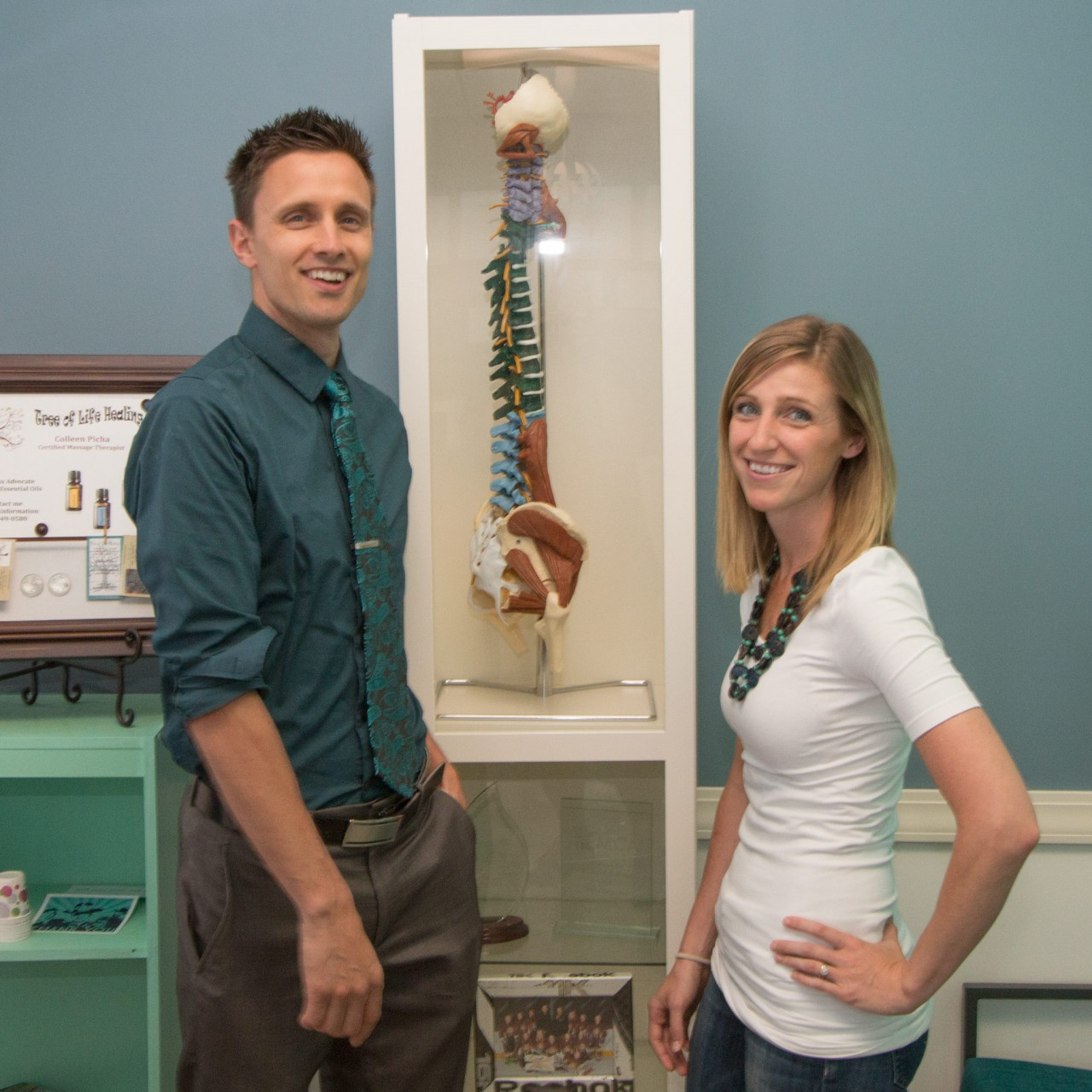 Dr. Jacob Conway & Dr. Bridget Conway
