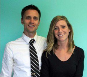 Dr. Jacob Conway & Dr. Bridget